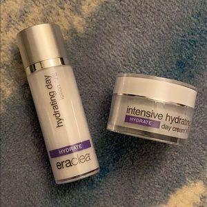 NWOT eraclea Intensive Hydrating Day Cream&Lotion